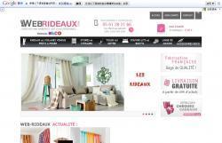 Codes promo et Offres Web rideaux