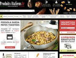 Codes promo et Offres Produits italiens