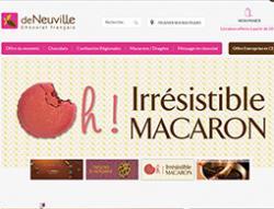 Codes promo et Offres Chocolat de neuville