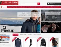 Codes promo et Offres Cheval shop
