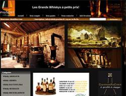 Codes promo et Offres Whisky pas cher