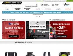 Codes promo et Offres Motoblouz