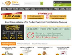 Codes promo et Offres Packdiscount