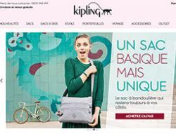 Codes promo et Offres Kipling