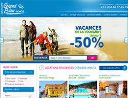 Codes promo et Offres Grand bleu vacances