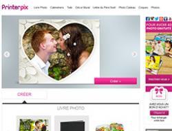 Codes promo et Offres PrinterPix France