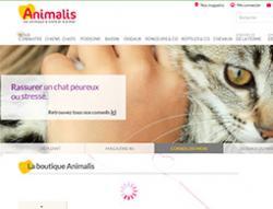 Codes promo et Offres Animalis