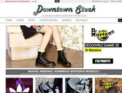 Codes promo et Offres Downtown stock