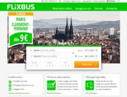 Codes promo et Offres Flixbus