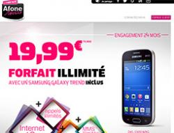 Codes promo et Offres Afone Mobile
