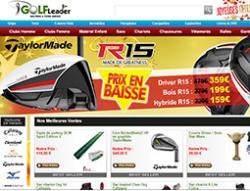 Codes promo et Offres Golfleader