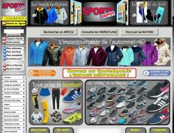 Codes promo et Offres Sports depot