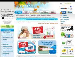 Codes promo et Offres H2o piscines spas