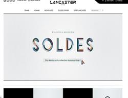 Codes promo et Offres Lancaster