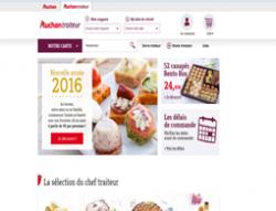 Codes promo et Offres Auchantraiteur