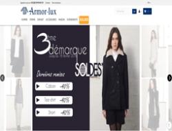 Codes promo et Offres Armor Lux