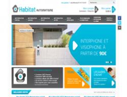 Codes promo et Offres Habitat automatisme