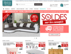 Codes promo et Offres Maison et styles