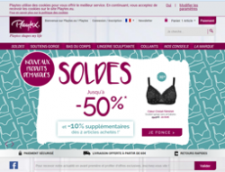 Codes promo et Offres Playtex
