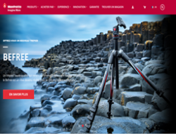 Codes promo et Offres Manfrotto