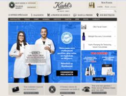 Codes promo et Offres Kiehls