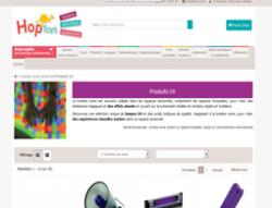 Codes promo et Offres Hop toys