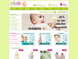 Codes promo et Offres Jolilola