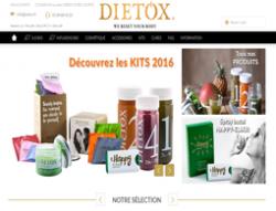 Codes promo et Offres Dietox