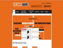 Codes promo et Offres Teamaxe