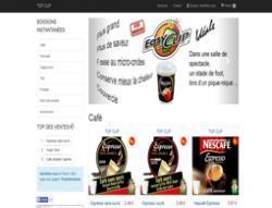 Codes promo et Offres Top cup
