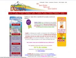 Codes promo et Offres Exquidia