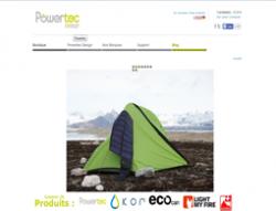 Codes promo et Offres Powertec