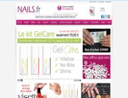 Codes promo et Offres Nails