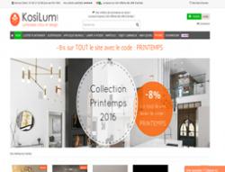 Codes promo et Offres Kosilum
