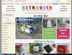 Codes promo et Offres Retrodeco