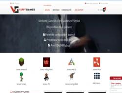 Codes promo et Offres Verygames