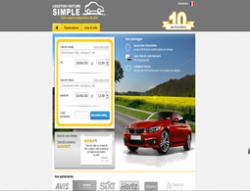 Codes promo et Offres Location Voiture Simple