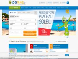 Codes promo et Offres Logitravel