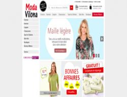 Codes promo et Offres Moda Vilona