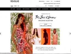 Codes promo et Offres Revolve Clothing