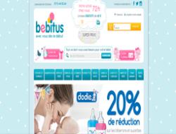 Codes promo et Offres Bebitus