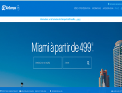 Codes promo et Offres Air Europa