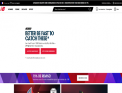 Codes promo et Offres New Balance