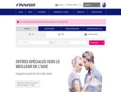 Codes promo et Offres Finnair