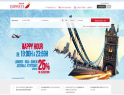 Codes promo et Offres Iberia Express