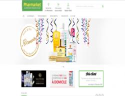 Codes promo et Offres Pharmarket