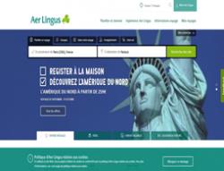 Codes promo et Offres Aer Lingus