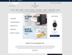 Codes promo et Offres Maserati Store