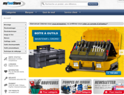Codes promo et Offres mytoolstore
