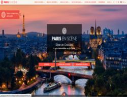 Codes promo et Offres paris en scene